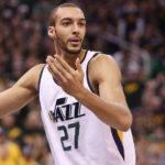 NBA – Les Français de la nuit : Rudy Gobert énormissime à Indianapolis, Evan Fournier est sorti sur blessure !