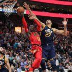 NBA – Les Français de la nuit : Le Jazz s'incline pour la 1ère fois depuis le 26 février, Rudy Gobert n'aura pas suffi !