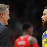 NBA – Comment Steph Curry a fait taire Steve Kerr et ses coachs en 2014