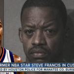 NBA – Steve Francis arrêté pour état d'ébriété en public