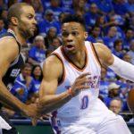 NBA – Les Français de la nuit : Victoire importante des Spurs contre le Thunder, Tony Parker a été correct !