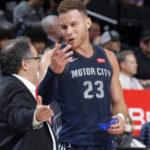 NBA – Stan Van Gundy ne veut pas blâmer Blake Griffin