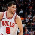 NBA – Zach LaVine n'est pas inquiet par la free agency qui l'attend