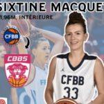 LF2 – Transfert :  Sixtine Macquet prend la direction de Charnay Basket