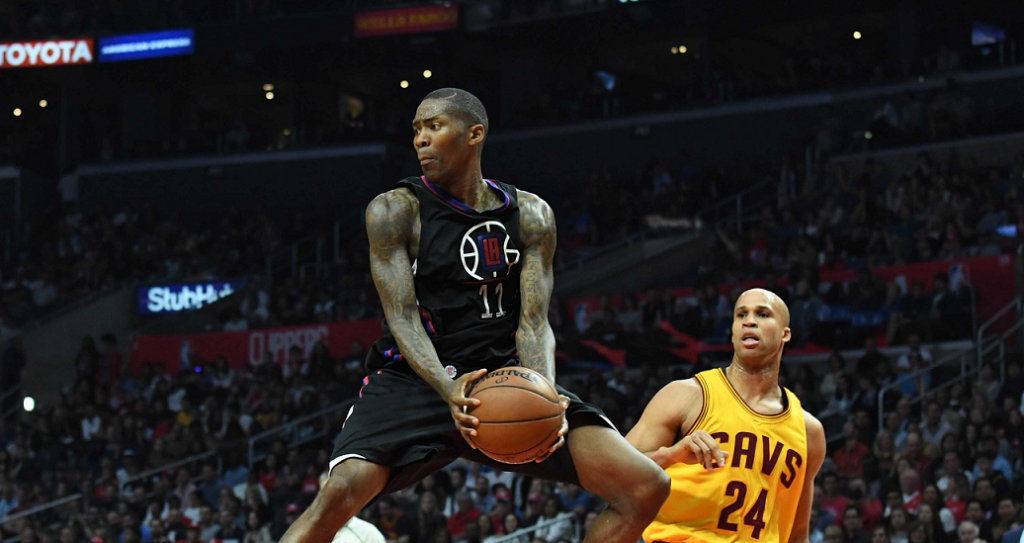 Jamal Crawford sous le maillot des Clippers