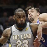 NBA – Le dunk de Dario Saric n'a pas du tout plu aux Cavaliers