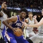 NBA – Joel Embiid s'inspire de son idole Kobe Bryant sur les fins de match