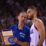 Équipe de France – Evan Fournier se dit prêt à être le nouveau Tony Parker