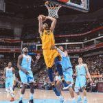NBA – Rudy Gobert réalise le rêve d'enfants à Sacramento