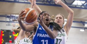 LFB – Transfert – Kendra Cherry rejoint le Lyon Asvel Féminin la saison prochaine