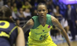 EuroleagueWomen – Quarts de finale Match 3 : Yvonne Turner and Co rejoignent le Final 4.