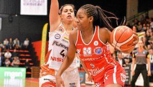 LFB – Transfert : Myriam Djekoundade prolonge à Mondeville.