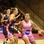 LF2 J'22 – Arras en NF1, Chartres accroche les playoffs