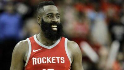 NBA – Un joueur des Rockets vole au secours de James Harden