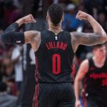 NBA – « Damian Lillard serait le 2ème meilleur joueur de l'Est »