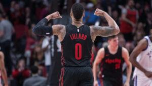 NBA – Damian Lillard et 3 autres stars ont choisi le message sur leur maillot !