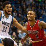 NBA – Wolves @ Blazers : Lillard et Towns sortent le costume des grands soirs