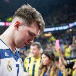 Euroligue – Real Madrid : Luka Dončić éloigné des parquets deux semaines