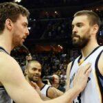 NBA – L'étonnante réponse de Marc Gasol à la rumeur Pau aux Lakers