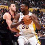 NBA – Julius Randle affirme son statut de pilier avec un career-high face aux Cavs