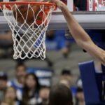 NBA – Top 10 de la nuit : Rudy Gobert en mode mur de Berlin