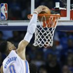 NBA – Top 5 de la nuit : Russell Westbrook en force