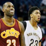 NBA – Joueurs du mois : Le triplé pour LeBron, première pour Anthony Davis