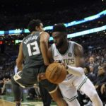 NBA – Effrayante chute pour Jaylen Brown !