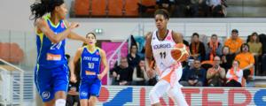 LFB – Transfert : Valériane Ayayi rejoindra Prague la saison prochaine