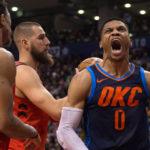 NBA – Russell Westbrook affole encore les chiffres et les records !