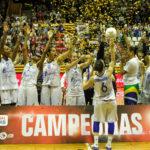 Basket Féminin – Les joueuses de Salamanque à nouveau championnes d'Espagne