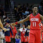 NBA – Nuit record pour Anthony Davis et Jrue Holiday !