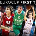 Eurocup – Récompense : Les meilleurs 5 de la compétition dévoilés !