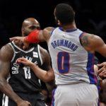 NBA – Quincy Acy sanctionné plus sévèrement qu'Andre Drummond pour son amende