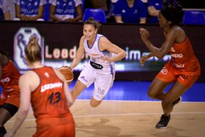 LFB – Récap' J21 : La bonne opération de Montpellier, Basket Landes & Saint-Amand, Charleville deuxième