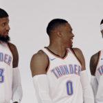 NBA – Westbrook revient sur ses relations avec Carmelo Anthony et Paul George