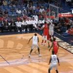 NBA – Top 10 de la nuit : Le doublé pour Anthony Davis