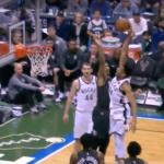 NBA – Top 5 de la nuit : Antetokounmpo s'envole et écrase les Nets !