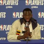 NBA – Draymond Green remet en cause l'arbitrage du dernier match