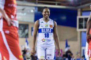 LFB – Transferts : Assitan Koné a Mondeville