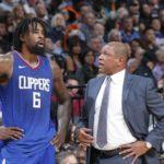 NBA – DeAndre Jordan sur une extension : «Zéro. Zéro discussions»