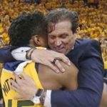 NBA – Donovan Mitchell : «j'étais un peu nerveux pour être honnête»