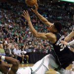 NBA – Giannis Antetokounmpo prend la défaite face aux Celtics pour lui