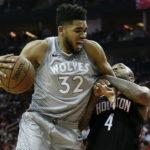 NBA – Karl-Anthony Towns ne s'inquiète pas de ses difficultés offensives