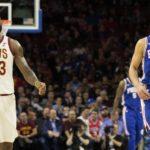 NBA – C.J. McCollum voit bien LeBron James partir du côté de Philly