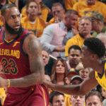 NBA – Victor Oladipo admiratif devant la série de LeBron James