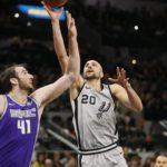 NBA – Les Spurs officiellement en playoffs pour la 21ème saison de suite !
