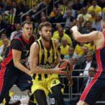Euroleague – Récap des Playoffs (Game 2) : Le CSKA et le Fenerbahçe font le break !