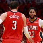 NBA – Anthony Davis : «nous savons que nous pouvons battre les Warriors»