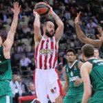Euroleague – Playoffs : Preview Olympiacos vs Zalgiris Kaunas !